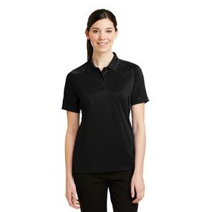 CornerStone® Select Snag-Proof Ladies' Tactical Polo Shirt